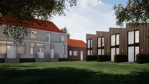 Appartementen in Rosmalen